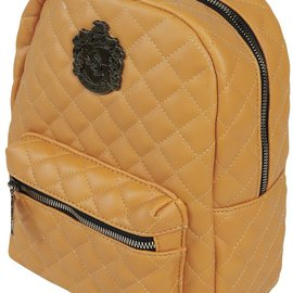 Bioworld Harry Potter : Hufflepuff quilted backpack