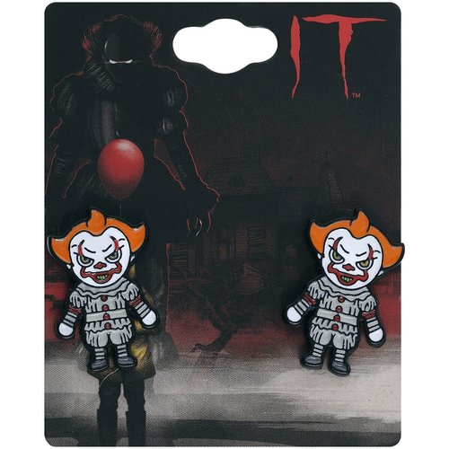 Bioworld IT - Pennywise chibby earrings