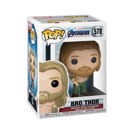 FUNKO Pop! Marvel: Avengers Endgame - Thor with Pizza