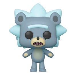 FUNKO Pop! Cartoons: Rick and Morty - Teddy Rick