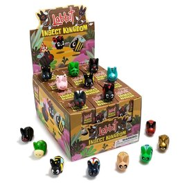 Kidrobot Insect Kingdom Labbit 1.5 inch Mini Serie (price per piece)