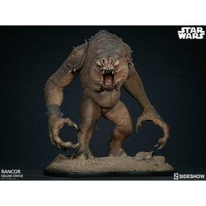 Sideshow Pre order:  Star Wars: Return of the Jedi - Rancor Deluxe 29 inch Statue