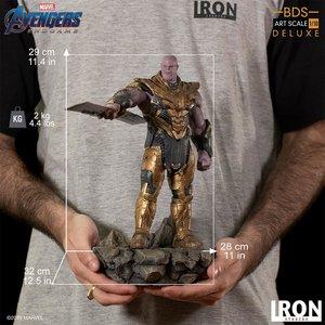 Iron Studios Marvel: Avengers Endgame - Deluxe Thanos Black Order 1:10