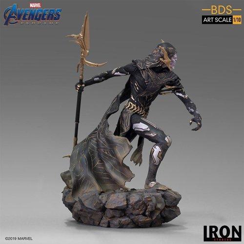 Iron Studios Marvel: Avengers Endgame - Corvus Glaive 1:10 Scale Statue