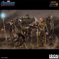 Marvel: Avengers Endgame - iron Studio diorama  Set  1:10 Scale