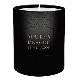 Insight Editions Game of Thrones Votive Candle Be A Dragon 6 x 7 cm