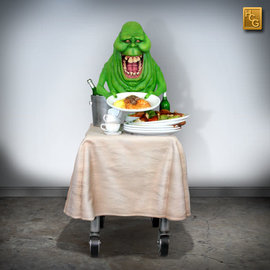 Hollywood Collectibles Ghostbusters: Slimer - 1:4 Scale Statue