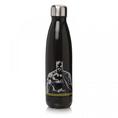 Half Moon  Bay Batman Water Bottle - Logo