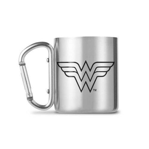 Hole In The Wall DC Comics Wonder Woman Carabiner Mug