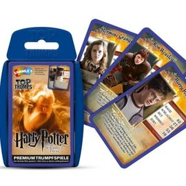 TOP TRUMP Harry Potter Top Trumps - Harry Potter and the Half-Blood Prince