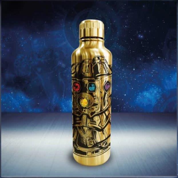 Paladone Marvel: Avengers Endgame - Metal Water Bottle
