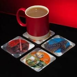 Paladone Star Wars Episode IX Lenticular Coasters