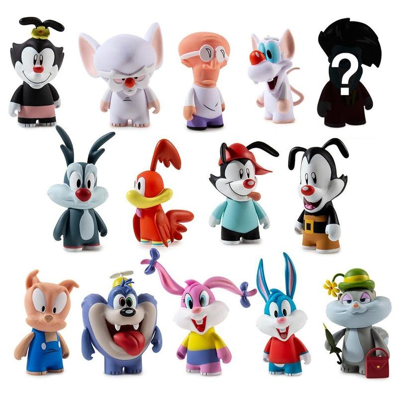 Kidrobot Tiny Toons and Animaniacs Mini figure (price per piece)