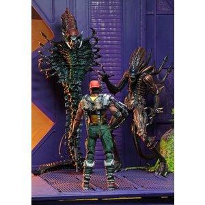 NECA Aliens: Series 13 - 7 inch Scale Action Figure  space marine