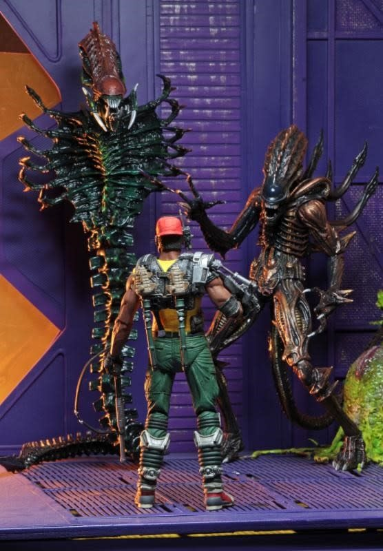 NECA Aliens: Series 13 - 7 inch Scale Action Figures Asst.  space marine