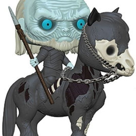 FUNKO Pop! Rides: Game of Thrones - White Walker on Horse
