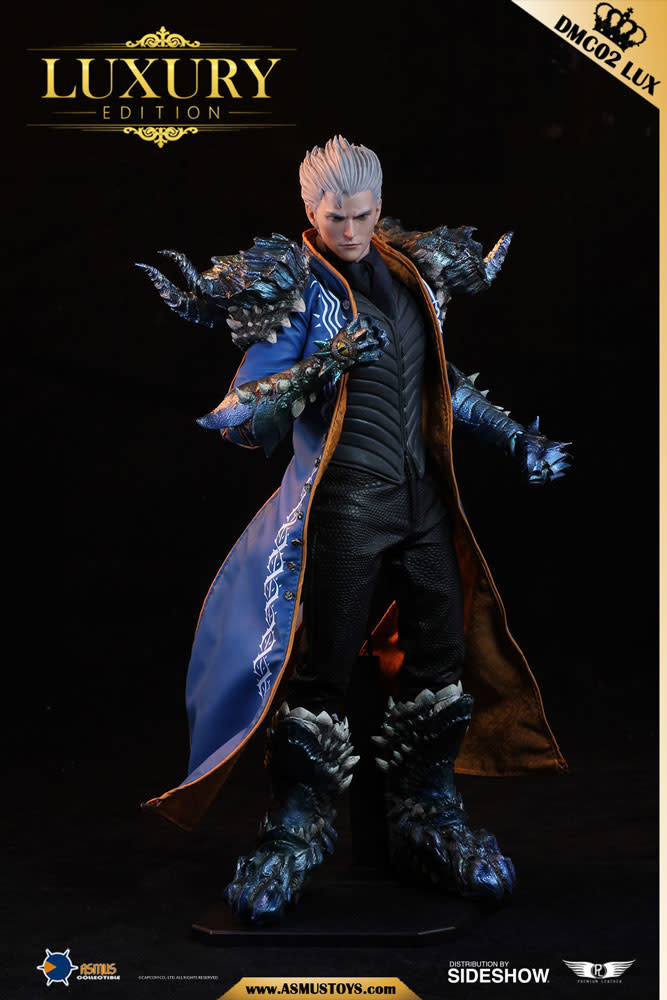Sideshow Devil May Cry: Luxury Vergil 1:6 Scale Figure