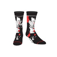Pennywise IT Scare Your Socks Off Mens Crew Socks