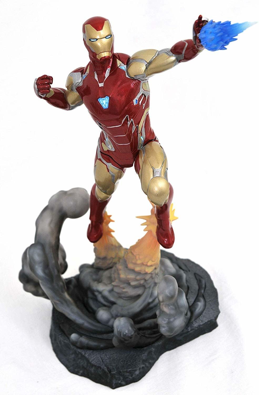 DIAMOND SELECT TOYS Diamond Select Marvel Gallery Avengers: Endgame Iron Man MK85 Statue