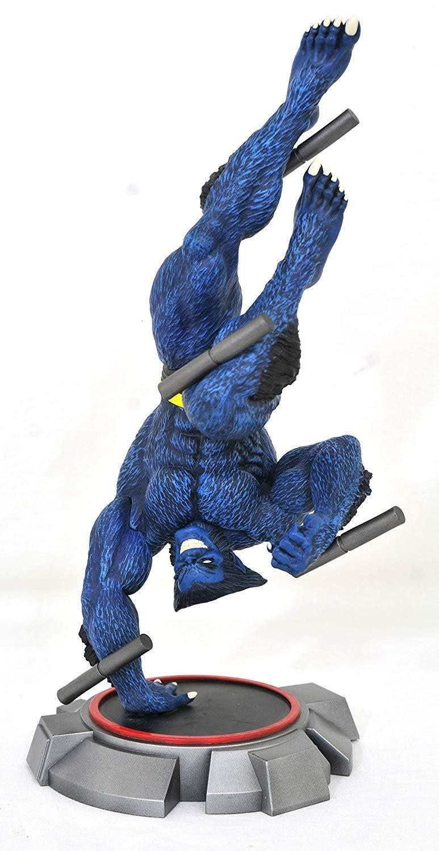 DIAMOND SELECT TOYS Marvel gallery: beast PVC statue