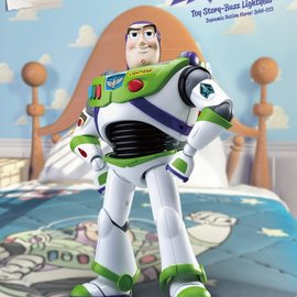Beast Kingdom Disney: Toy Story - Buzz Lightyear Action Figure