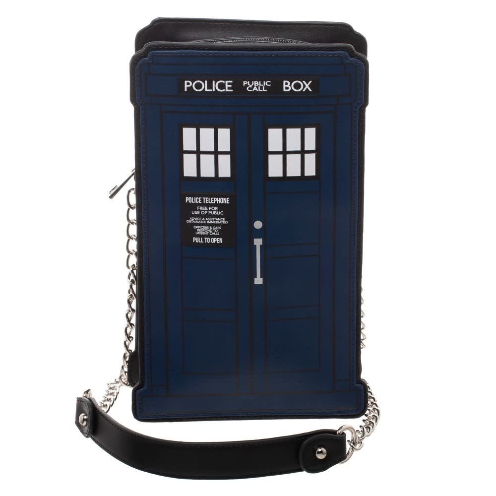 Bioworld Doctor Who Tardis Handbag