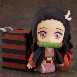 Goodsmile DEMON SLAYER 2 NEZUKO KAMADO NENDOROID