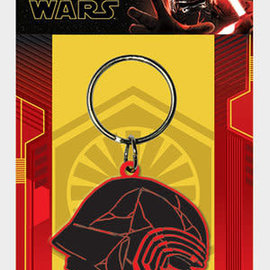 Hole In The Wall Star Wars: The Rise of Skywalker Kylo Ren Sleutelhanger