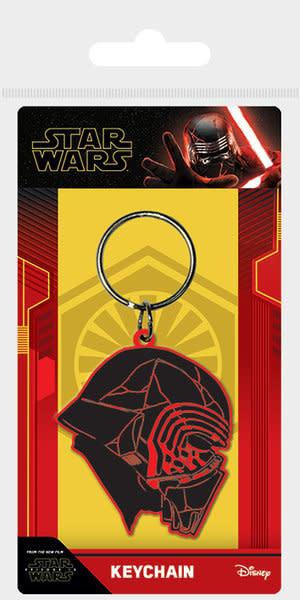 Hole In The Wall Star Wars: The Rise of Skywalker Kylo Ren Sleutelhanger