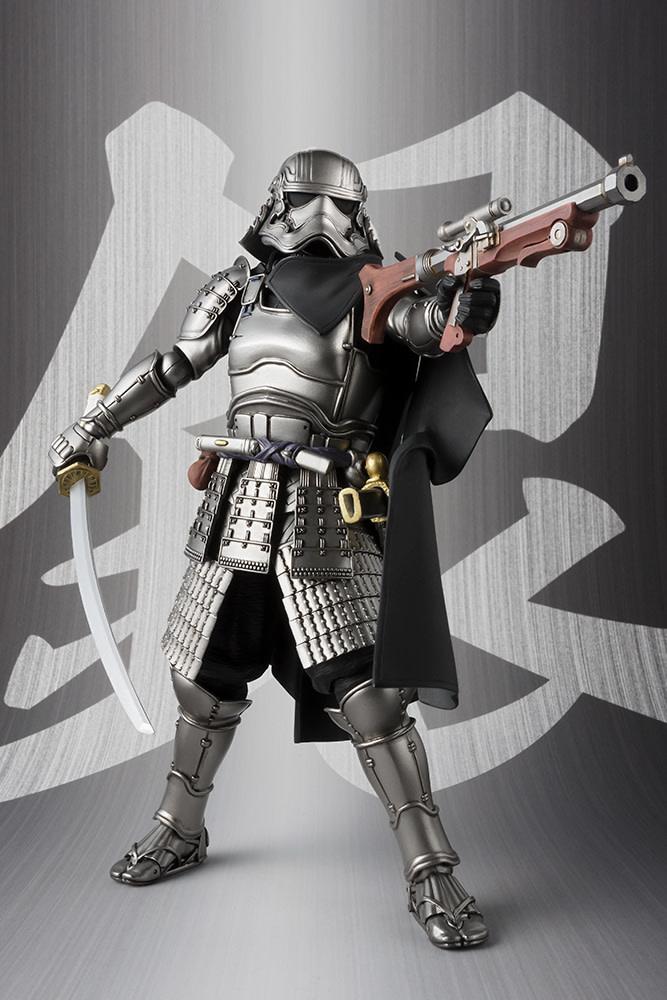 Bandai Star Wars Ashigaru Taisho Captain Phasma Meisho
