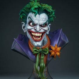 Sideshow Pre order:  DC Comics: The Joker Life Sized Bust