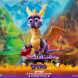 First 4 Figures Spyro the dragon PVC statue