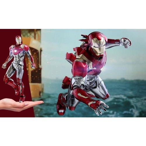Hot toys Marvel: Spider-Man Homecoming - Iron Man Mark XLVII 1:6 Sc