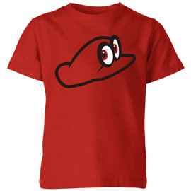 CID Nintendo - Super Mario Odyssey Cappy Shirt