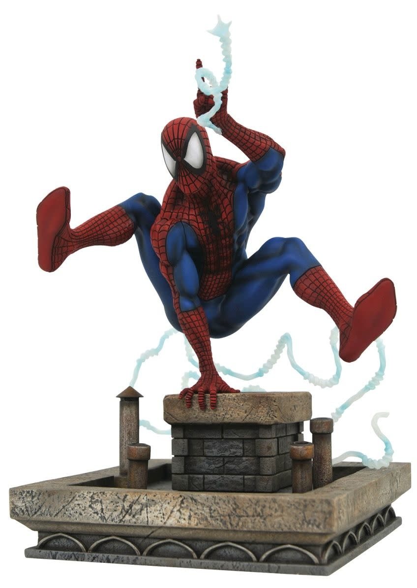 Diamond Direct Marvel Gallery: 90s Spider-Man PVC Statue