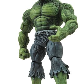 Diamond Direct Marvel Select: Unleashed - The Hulk Action Figure