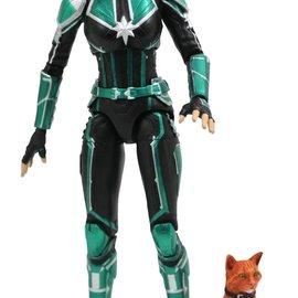 Diamond Direct Marvel Select: Captain Marvel Movie Action Figure