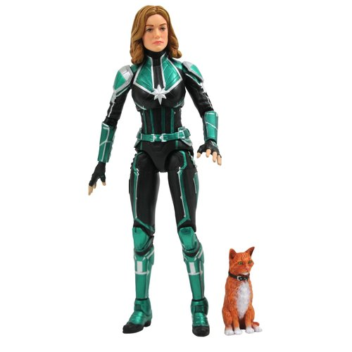 Diamond Direct Marvel Select: Captain Marvel Movie Action Figure