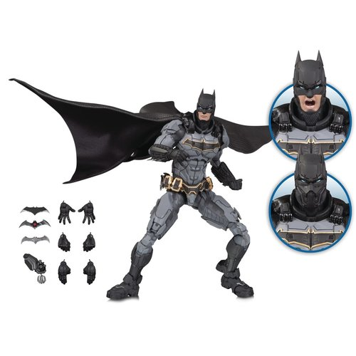 Diamond Direct DC Comics: Prime Batman Action Figure
