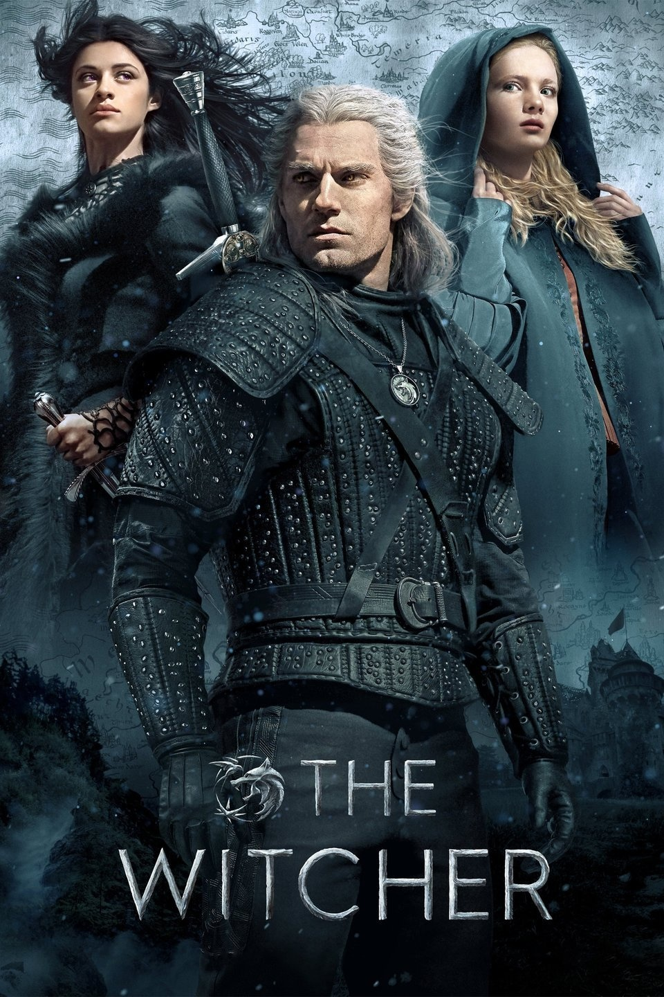 Move over Game of Thrones, want hier komt The Witcher!