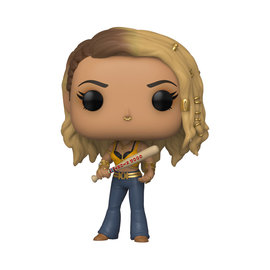 FUNKO Pop! DC: Birds of Prey - Black Canary Boobytrap Battle