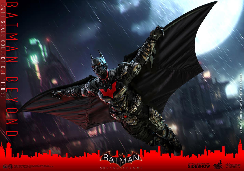 Hot toys DC Comics: Batman Arkham Knight - Batman Beyond 1:6