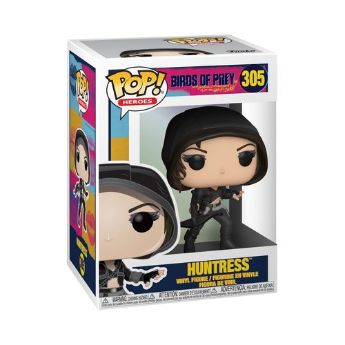 FUNKO Pop! DC: Birds of Prey - Huntress