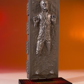 Gentle Giant Star Wars: Han Solo in Carbonite Collectors Gallery Statue