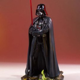 Gentle Giant Star Wars: The Empire Strikes Back - Dagobah Darth Vader Statue