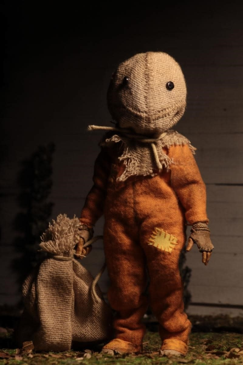 NECA Trick R Treat: Sam 8 inch Clothed Action Figure