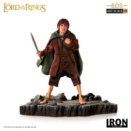 Iron Studios Lord of the Rings: Frodo 1:10 Scale Statue