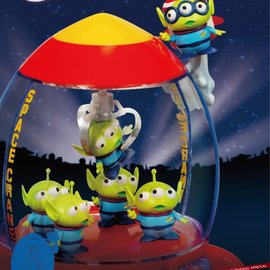 Beast Kingdom Disney: Toy Story 4 - Aliens Rocket PVC Diorama