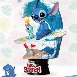 Beast Kingdom Disney: Stitch Surf PVC Diorama