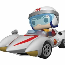 FUNKO Pop! Rides: Speed Racer - Speed with Mach 5